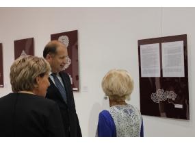 S veľvyslancom SR v Moskve, pánom P. Priputenom