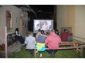 Festivalové kino u Brehau